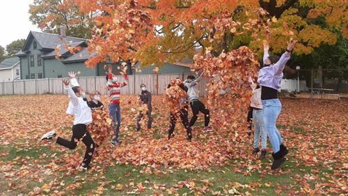 Fall Fun at the Robinson School