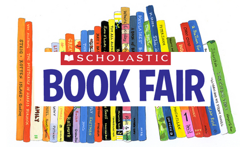 Scholastic Book Fair Is Back!
