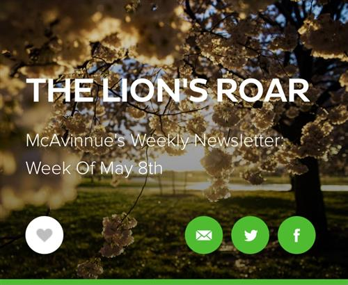 Lion's Roar May 10