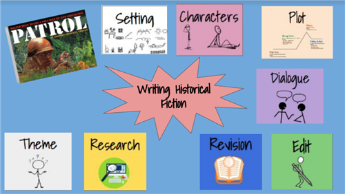 Grade 7 Historical Fiction Choice Board