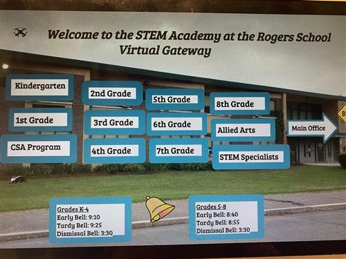 STEM VIRTUAL GATEWAY