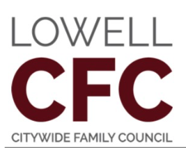 Lowell Citywide Family council Logo