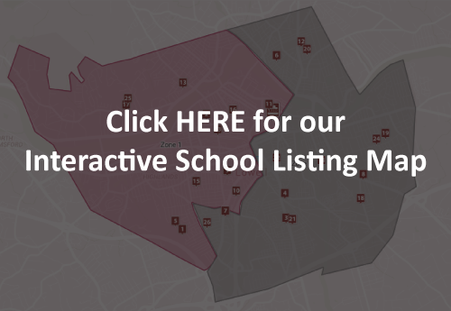 Graphic Link to School Listing Map