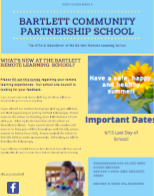 Bartlett Community Partnership School / Homepage