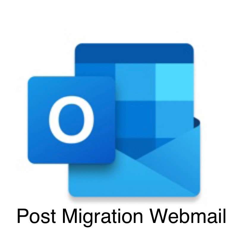 Webmail Post Mail-Migration