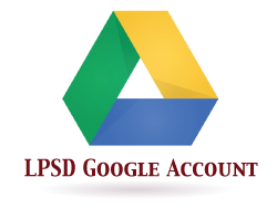 LPSD Google Account